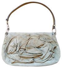 Yves Saint Laurent Nadja Rosette Shoulder Bag