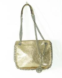 Gold Michael Kors crossbody NWT