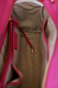 Michael Kors selma tricolor in pink