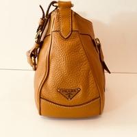 Prada Small handbag, Camel color  Angle2