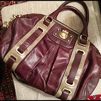 Marc Jacobs Bi-Color Trish Bag