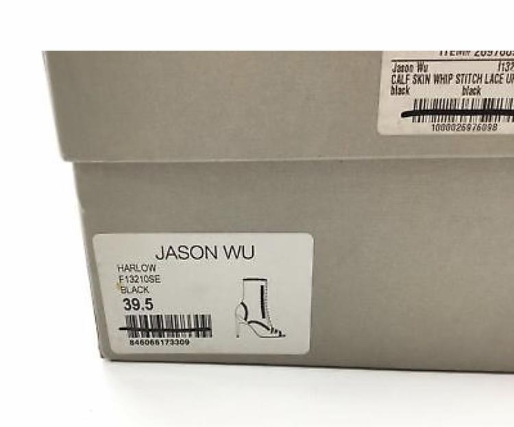 Jason Wu Harlow bootie