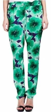 Silk Moschino drawstring pants Angle1