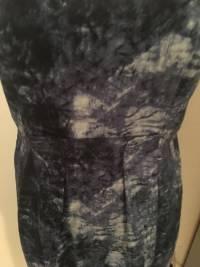 Michael Kors abstract print shift dress Angle4