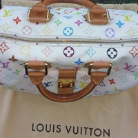 Louis Vuitton Murakami Multicolored Speedy Angle2