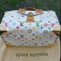 Louis Vuitton Murakami Multicolored Speedy Angle3