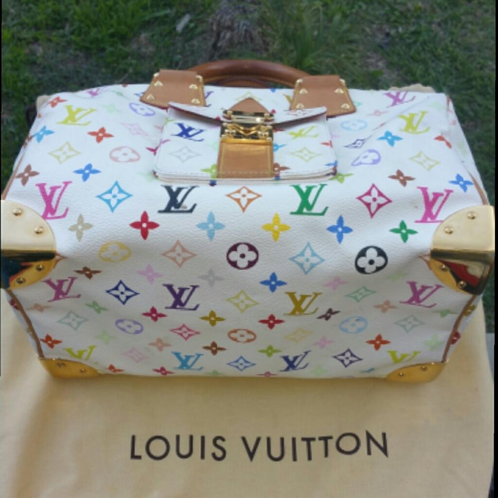 Louis Vuitton Murakami Multicolored Speedy
