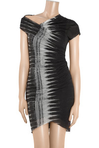 Helmut Lang Frequency Asymmetric Dress