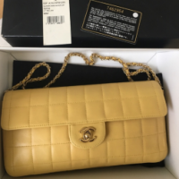 Chanel east west handbag