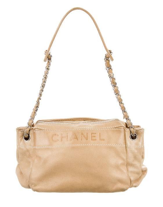 Chanel Accordion Lax