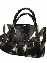 Valentino fur handbag