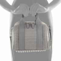 Alexander Wang Mesh Rocco handbag Angle3