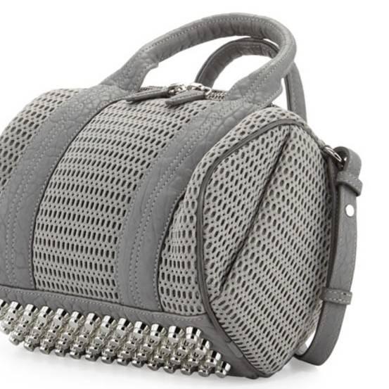 Alexander Wang Mesh Rocco handbag