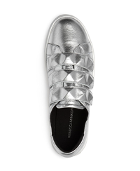 Silver Becky Sneakers