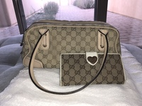 Gucci bag and wallet set Angle5