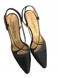 YSL Slingback Pumps