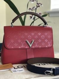 Louis Vuitton Very One Handle Two Way Handbag