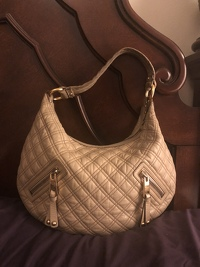 Quilted Leather Hobo