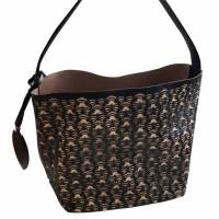 Alia laser cut tote bag