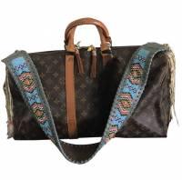 Louis Vuitton customized duffel 45 Bag