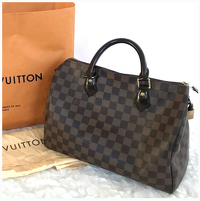 Louis Vuitton LV Speedy 30 Damier Ebene