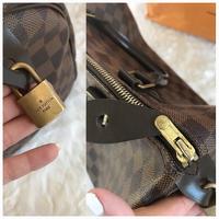 Louis Vuitton LV Speedy 30 Damier Ebene Angle3