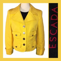 Brilliant Yellow Jacket