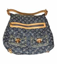 Louis Vuitton Denim Bag