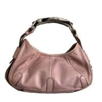 YSL Leather Mombasa hobo bag