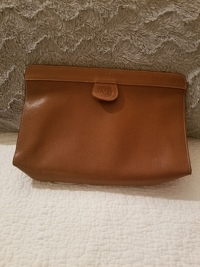 Vintage Valentino Garavino clutch/make up bag