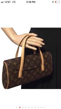 Louis Vuitton Sonatine Angle5