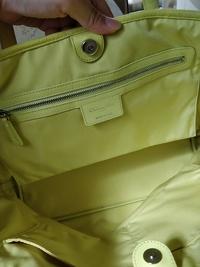 Dior Panarea Tote Bag (Yellow) Angle7