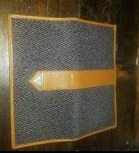 YSL VINTAGE WALLET BELLE DE JOUR leather