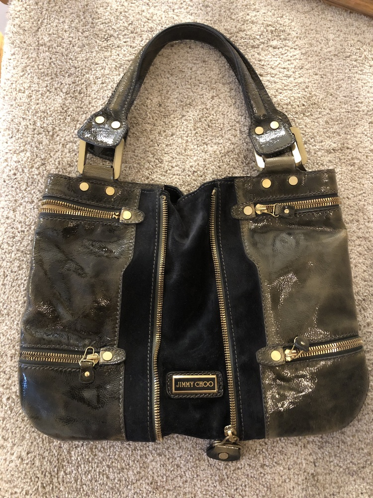 Jimmy Choo Mona Bag