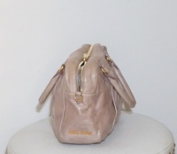 Rusty pink Miu Miu handbag   Angle5