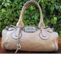 CHLOE Paddington leather bag