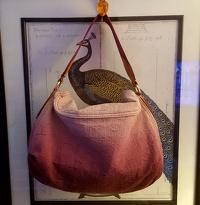 LV Rouge Fauviste Ltd Ed Denim Sunray Bag Angle2