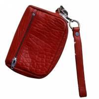 Alexander Wang Red Fumo Wristlet / Clutch / Wallet