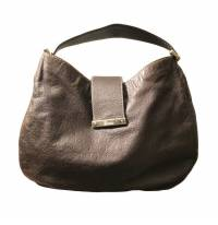Brown Guccisima Shoulder Bag