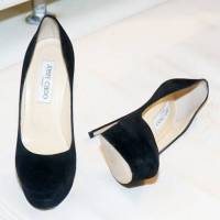 Excellent Condition Jimmy Choo suede pump