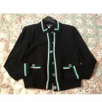 St. John Vintage Black Jacket