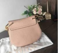Chloe Drew bag in soft peach Angle2