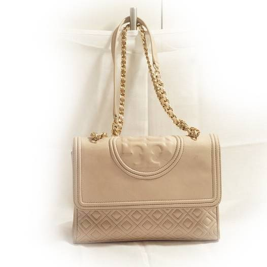 Tory Burch Fleming in light pink
