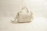 White Alexander Wang Rocco bag  Angle2