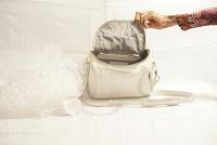 White Alexander Wang Rocco bag  Angle4