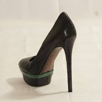 B by Brian Atwood platform pumps