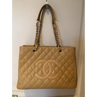 Chanel Grand shopper bag in caviar