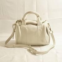 White Alexander Wang Rocco bag  Angle5