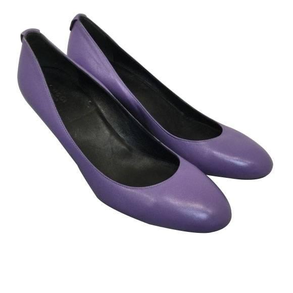 Gucci Wedge Heels