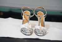 Schultz silver gate sandals Angle8